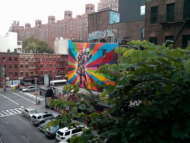 Spotted on the Highline | New York City, USA