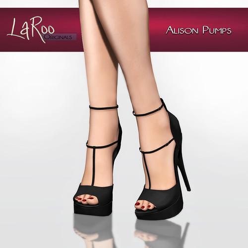 (LaRoo) Alison Pumps