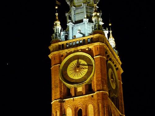 Torre del Ayuntamiento de Gdansk