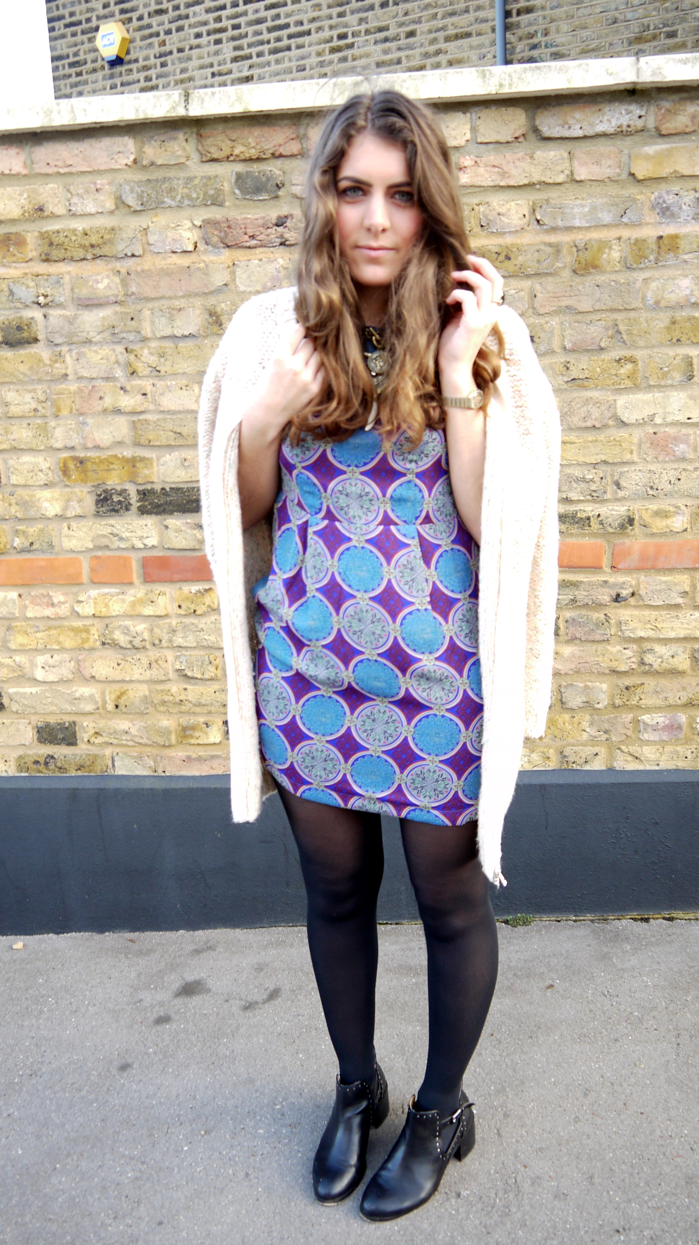 [Blog] Kirsty Wears -  Pussycat London Dress