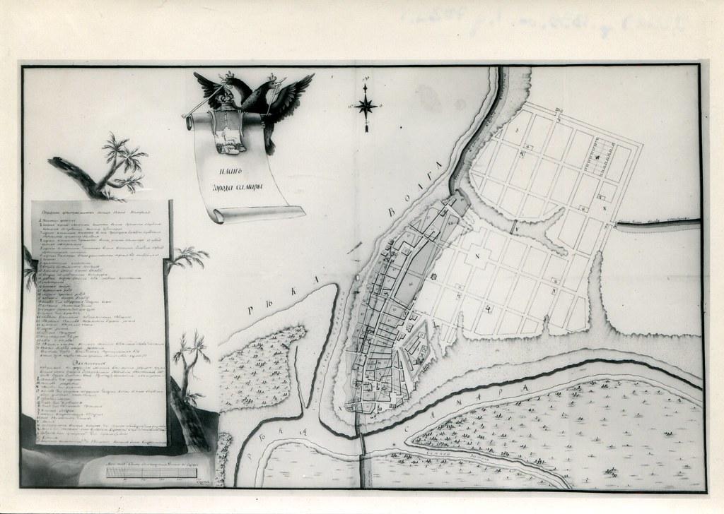 04_План города Самары 1804