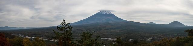 富士山パノラマ