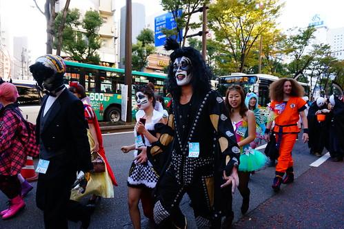 Kawasaki Halloween Parade 2013 118