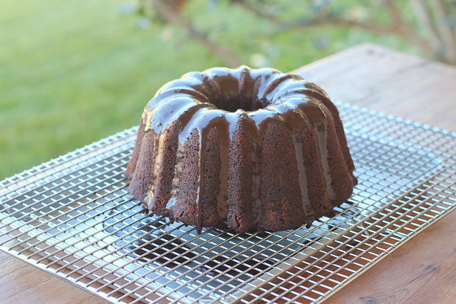 Triple Chocolate Bundt - I Like Big Bundts 2013