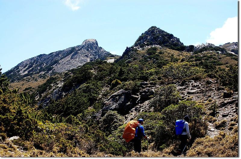 馬利加南山 1