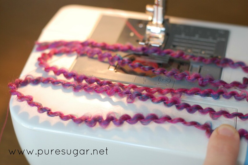 Loopy Scarf Tutorial