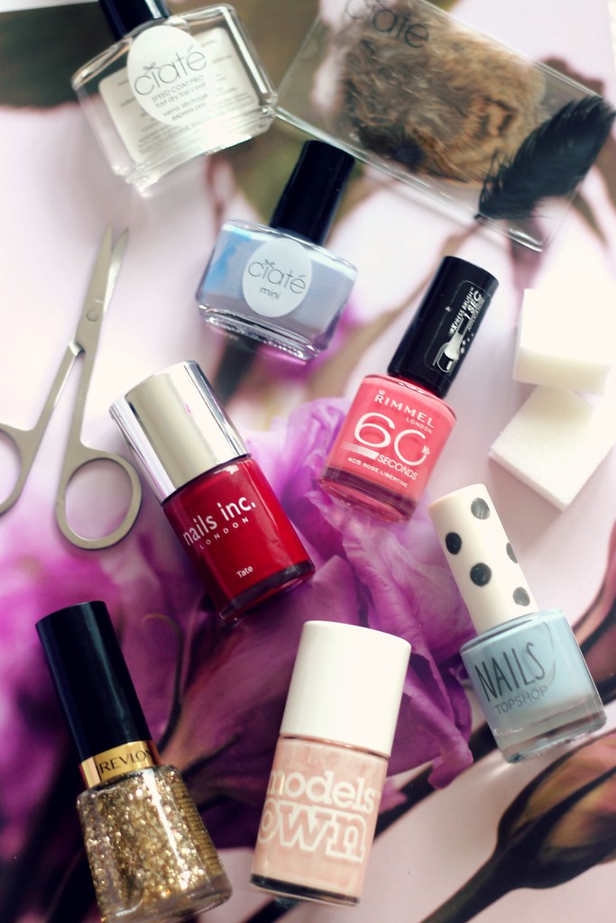 Ciate Nails Inc Nail Varnish Collection