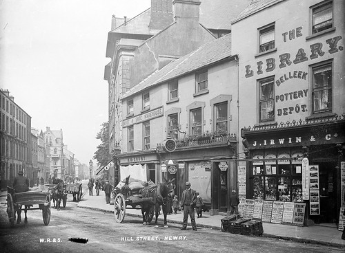 ireland horses june shoes boots library down bicycles irishindependent tuesday shops northernireland trunks ric umbrellas 20thcentury carts wills eason tobacco 3rd newsagent awnings policeman ulster boerwar glassnegative bookseller 1902 hillstreet irishtimes haircutting westwardho newry irishnews newryreporter nationallibraryofireland royalirishconstabulary rudgewhitworth stephensinks belleekpottery newsposters henrycharlesstephens josephirwin easonson easoncollection weeklyfreeman jwithers shampooingsaloon newrytelegraph kropprazor alicewithers matthewmccourt inkystephens