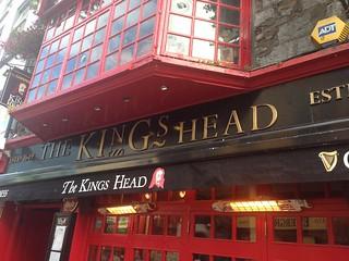 The Kings Head, Galway