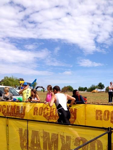 Rockman X-Tri 2013 at the Vaal Dam