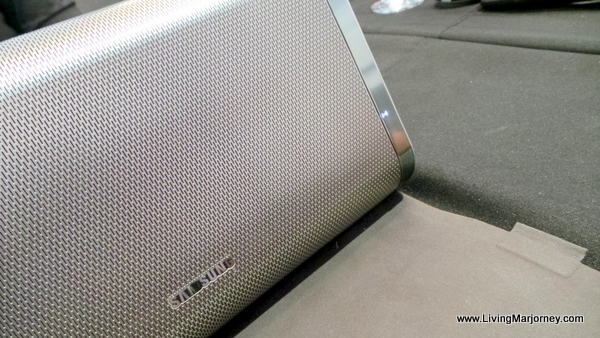 Samsung DA-F61 Bluetooth Speaker, by LivingMarjorney on Flickr