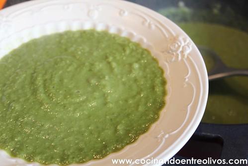 Crema de escarola www.cocinandoentreolivos (20)