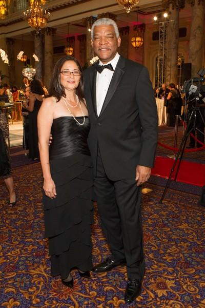 Gloria and Julius Robinson