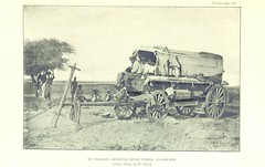 """British Library digitised image from page 629 of """"Gun and Camera in Southern Africa ... With numerous illustrations and a map"""""""