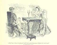 Image taken from page 383 of 'The History of Henry Esmond, Esq. ... With illustrations by T. H. Robinson [and a preface by Joseph Jacobs]'