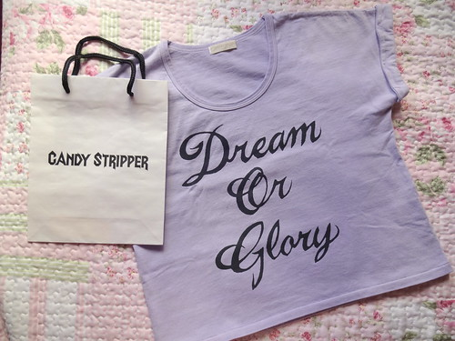 Candy Stripper Tshirt
