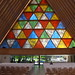 Cardboard cathedral, Christchurch by Carneddau