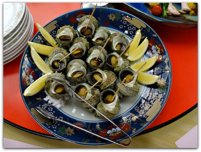 Cuisine in Oga, Akita (Japan) 5