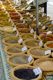 Arles Market spices