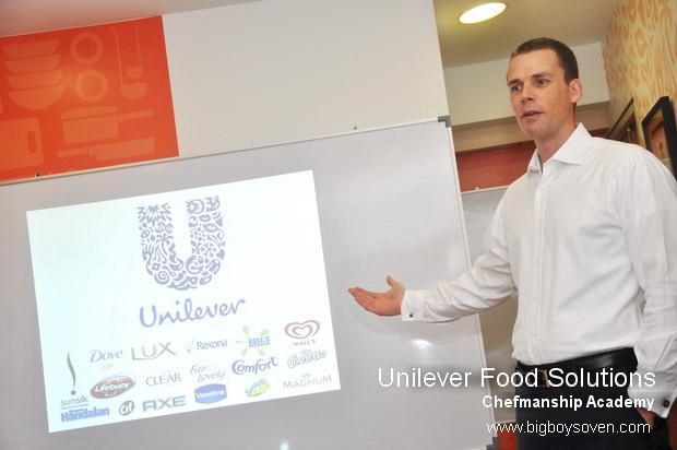 Unilever Food Solutions Chefmanship Academy