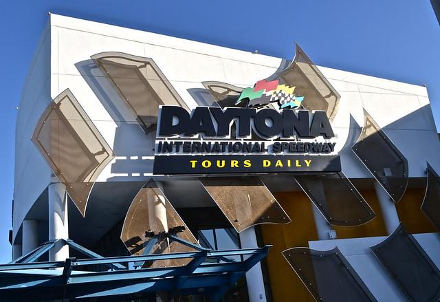 Daytona Speedway tours