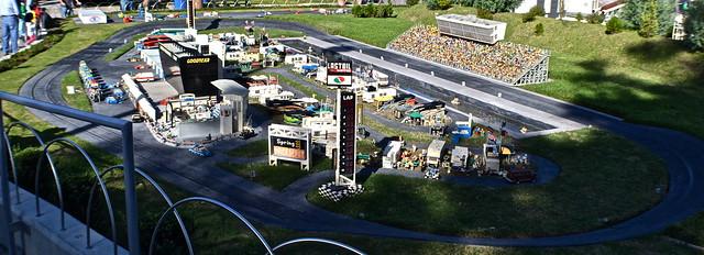 Daytona 500 - miniland legoland