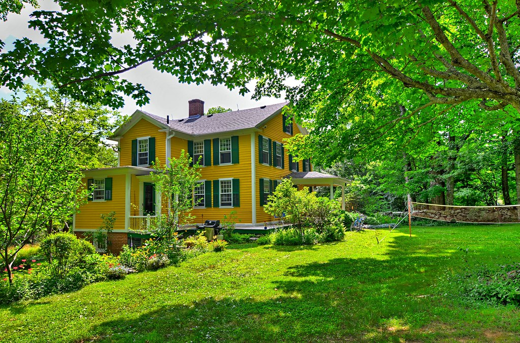 Peckham, Josiah House - Petersham Common Historic District - Petersham MA