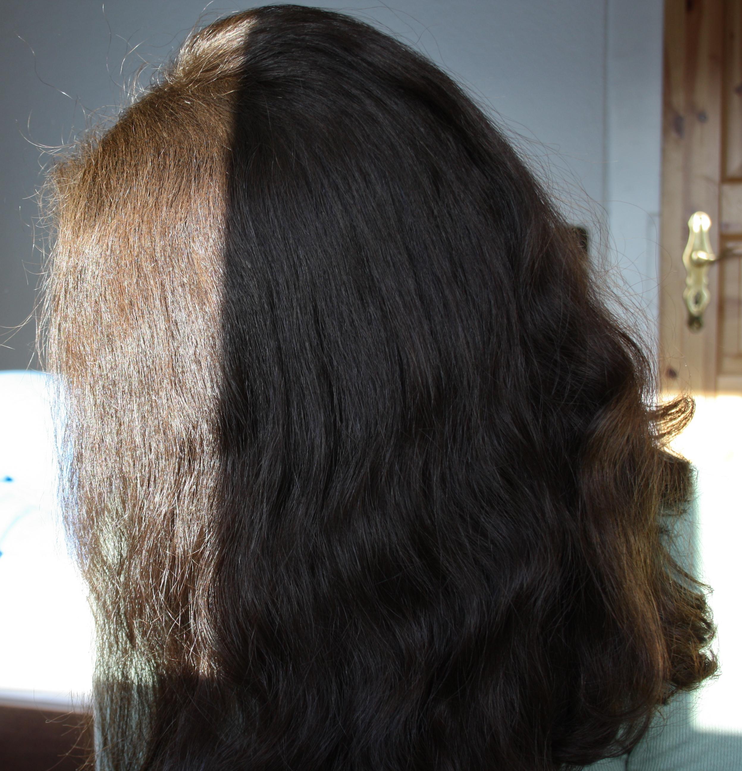 Haarfarbe – Wikipedia