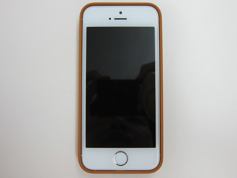 Apple iPhone 5s Case - With iPhone 5s (Front)