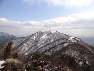 三ノ塔 (from行者ヶ岳)