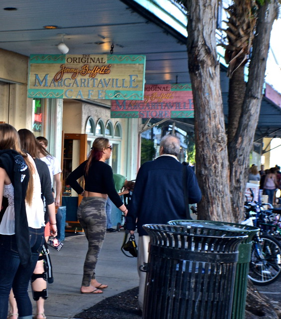 Key West, Florida- Bike Tour - the original margaritaville - jimmy buffet