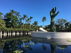 Holocaust Memorial South Beach
