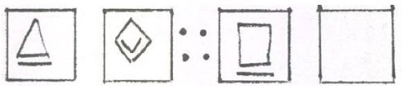 NTSE - Stage I - MAT - Q80