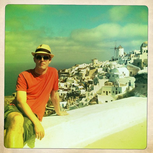 At Oia Castle
