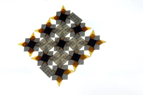 Origami Quilt (Tomoko Fuse)