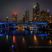 Day 31- Tampa skyline & blue bridges! by Wishard of Oz