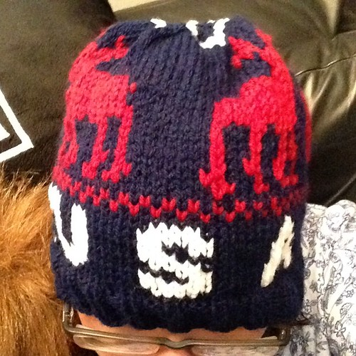 USA hat is done!