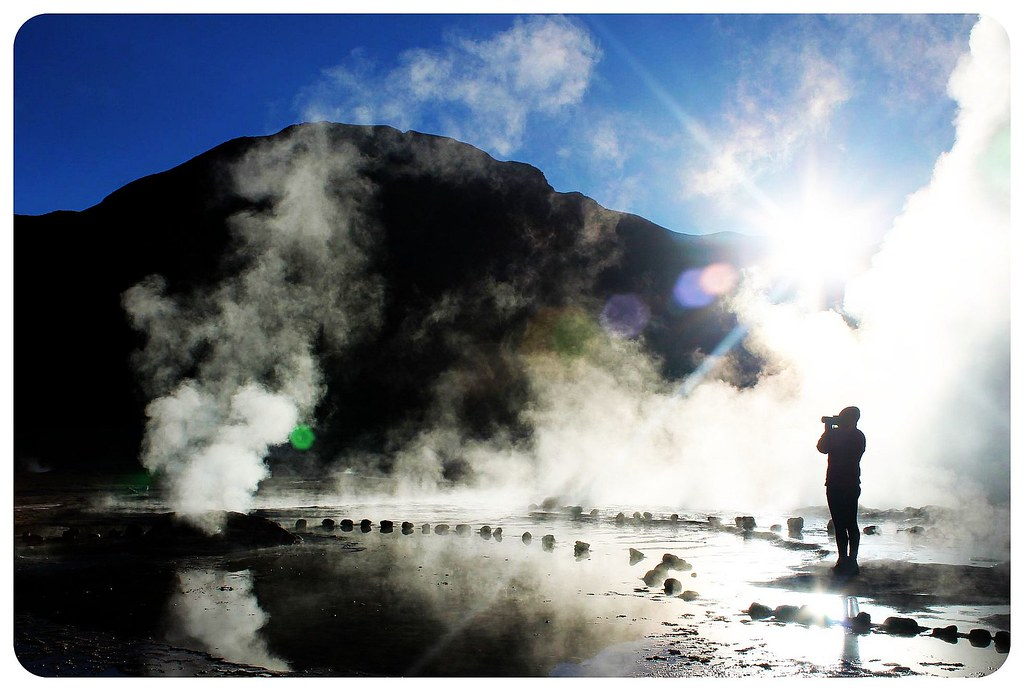 el tatio geyser atacama desert chile