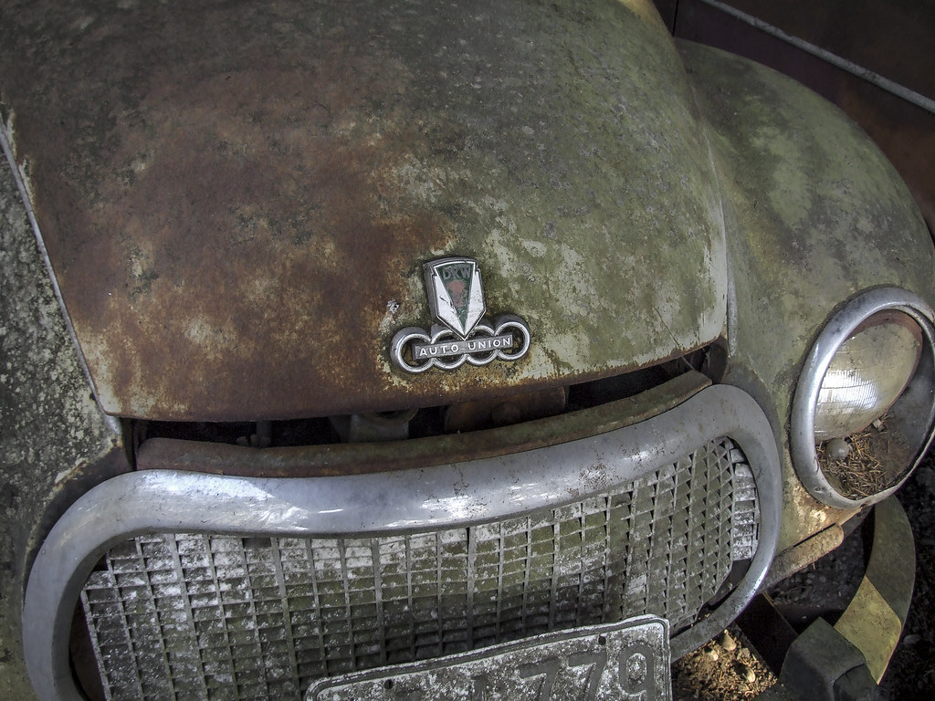 DKW Badge - Grill