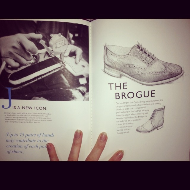 I'm in print yo! #illustration #fashionillustration #jshoes #lookbook