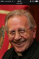 <br /> El sacerdote y profesor de la Universidad de Navarra, Don Lucas Francisco Mateo Seco