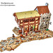 House of Kaspar Henneberg by THE BRICK TIME Team