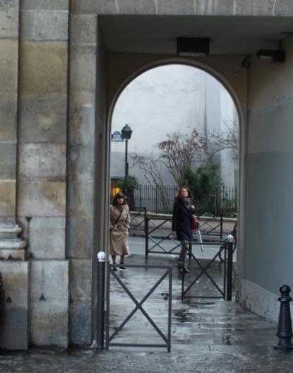 14b27 Pasarela Pont des Arts y tarde grisáceolluviosa 009 variante Uti 415