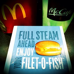 #AshWednesday has arrived. Give me my Filet-O-Fish... give me that fish! #filetOfish