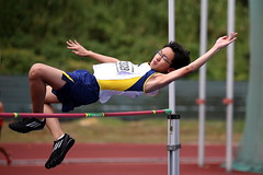 sprint(0.0), 110 metres hurdles(0.0), obstacle race(0.0), 100 metres hurdles(0.0), pole vault(0.0), hurdle(0.0), physical exercise(0.0), hurdling(0.0), athletics(1.0), track and field athletics(1.0), sports(1.0), high jump(1.0), player(1.0), heptathlon(1.0), person(1.0), athlete(1.0),