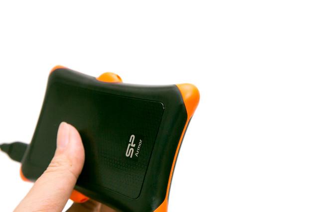 軍規防震就是要耐用!Silicon Power A30 USB3.0 行動硬碟 @3C 達人廖阿輝