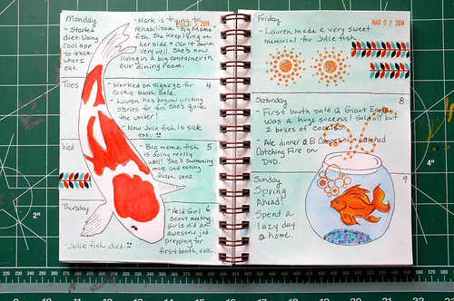 2014 Sketch Journal - Week 10