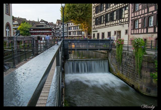 Canal en Petite France