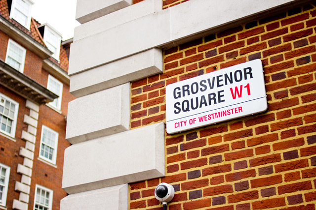 Grosvenor Square Mayfair