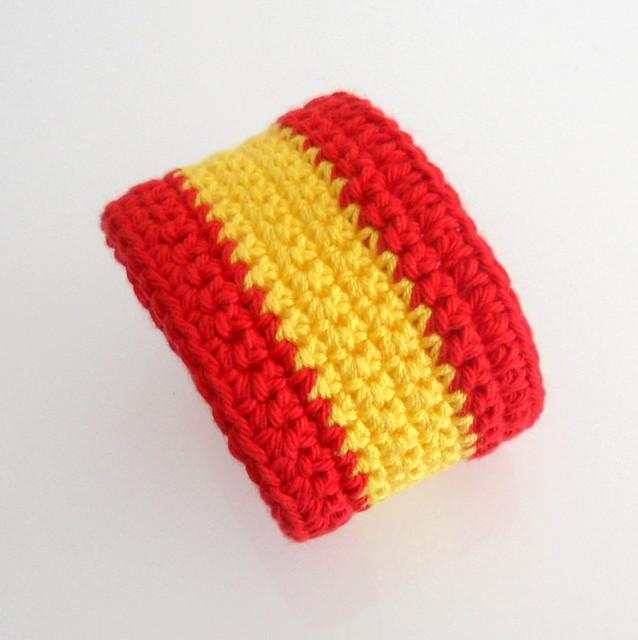 worldcup spain bracelet